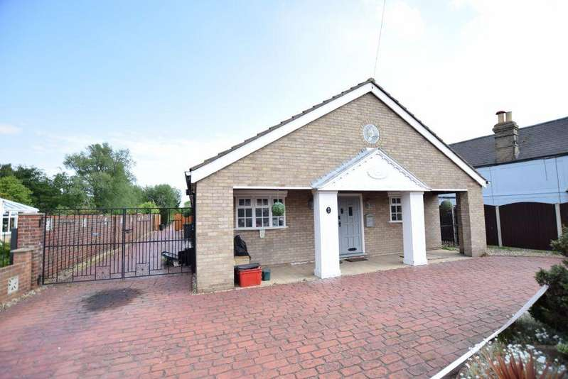 4 Bedrooms Detached Bungalow for sale in Holland Road, Little Clacton, Clacton-on-Sea, Essex CO16