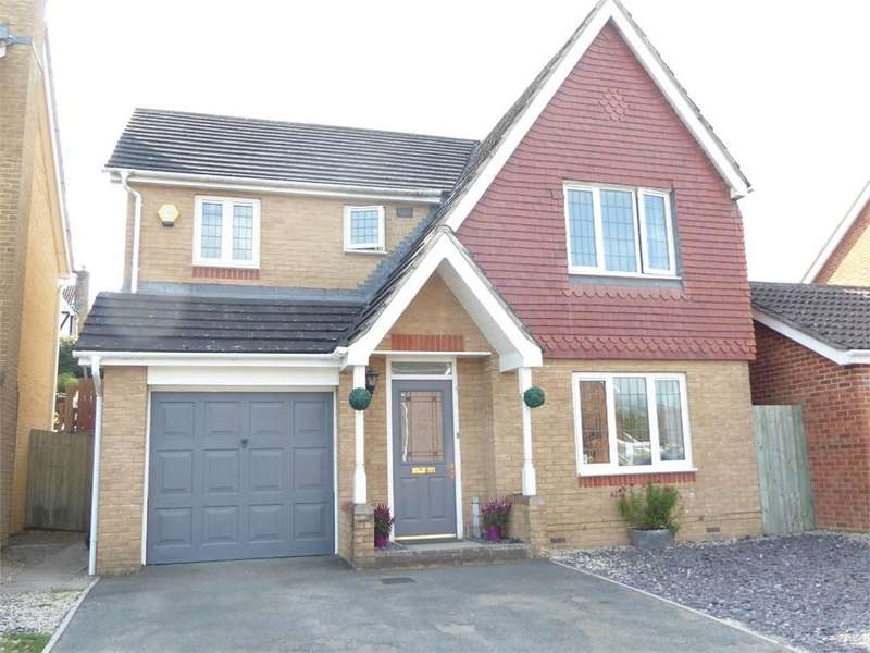 4 Bedrooms Detached House for sale in Barnets Wood, Chepstow