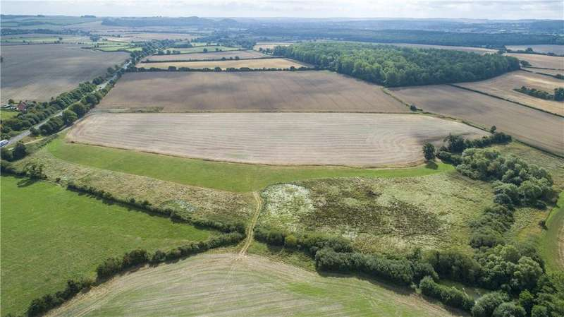 Land Commercial for sale in Lot 6: Land At Thoulstone Farm, Chapmanslade, Westbury, Wiltshire, BA13