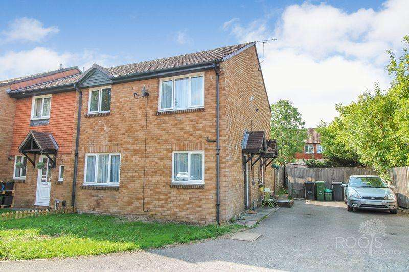 1 Bedroom Semi Detached House for sale in Bowes Road, Thatcham