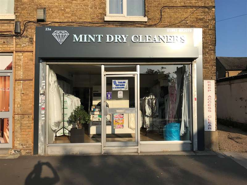 Commercial Property for sale in HERTFORDSHIRE - DRY CLEANERS
