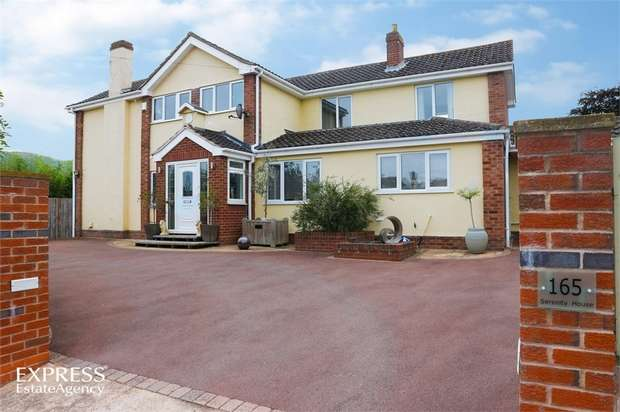 4 Bedrooms Detached House for sale in Leigh Sinton Road, Malvern, Worcestershire
