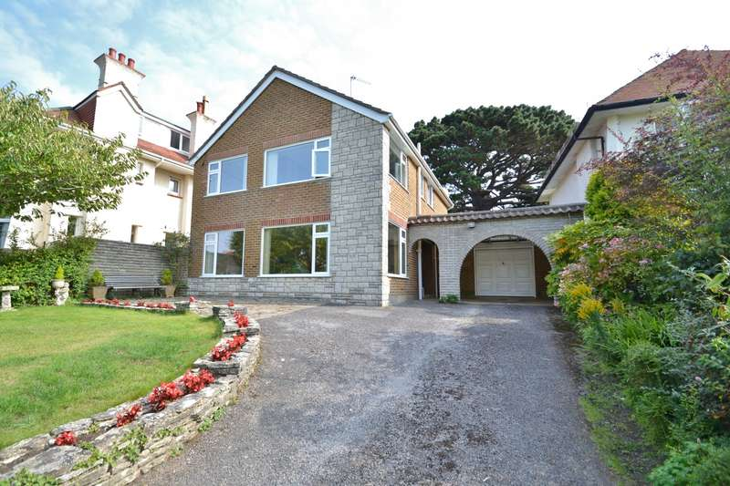 4 Bedrooms Detached House for sale in Portman Estate