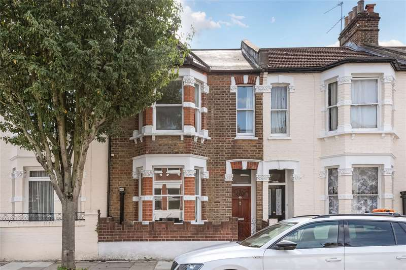 3 Bedrooms Terraced House for sale in Beryl Road, Hammersmith, London, W6