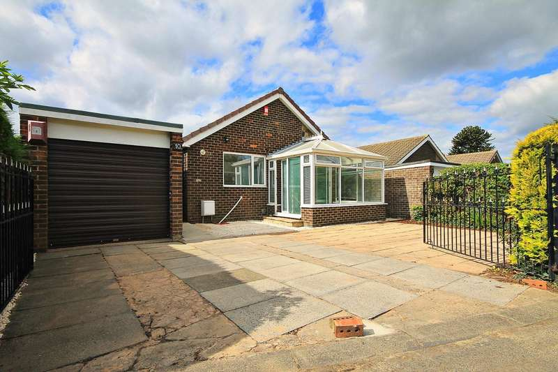 2 Bedrooms Detached Bungalow for sale in Beal Walk, High Shincliffe, Durham