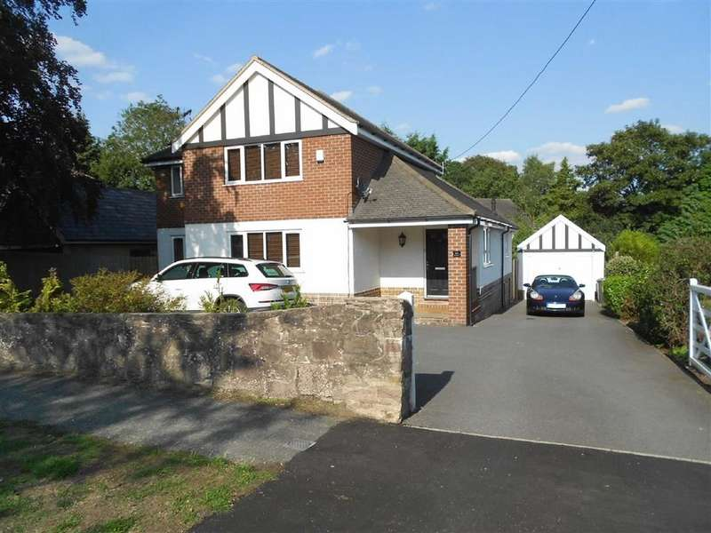 4 Bedrooms Detached House for sale in Park Drive, Wistaston, Crewe, Cheshire