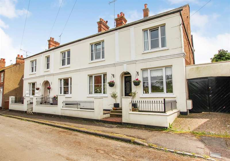 4 Bedrooms Semi Detached House for sale in Vicarage Lane, Wing, Leighton Buzzard