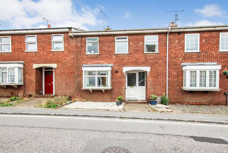 3 Bedrooms Terraced House for sale in High Street, Wing, Leighton Buzzard