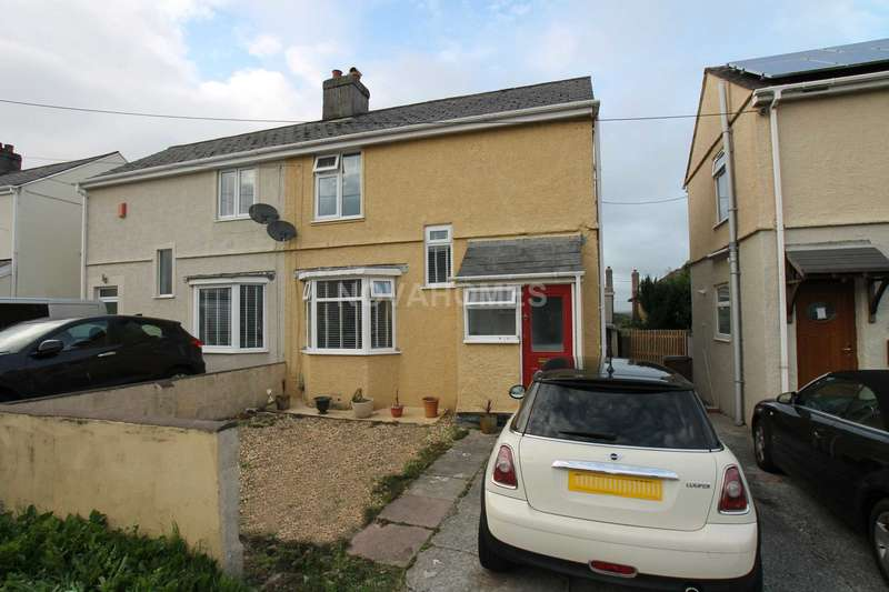 4 Bedrooms Semi Detached House for sale in Queens Road, Higher St Budeaux, PL5 2NN