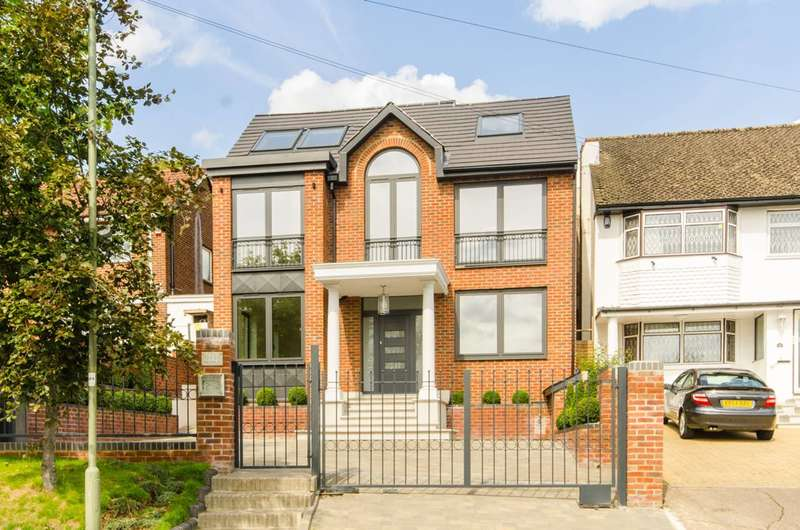 5 Bedrooms Detached House for sale in Wise Lane, Mill Hill, NW7