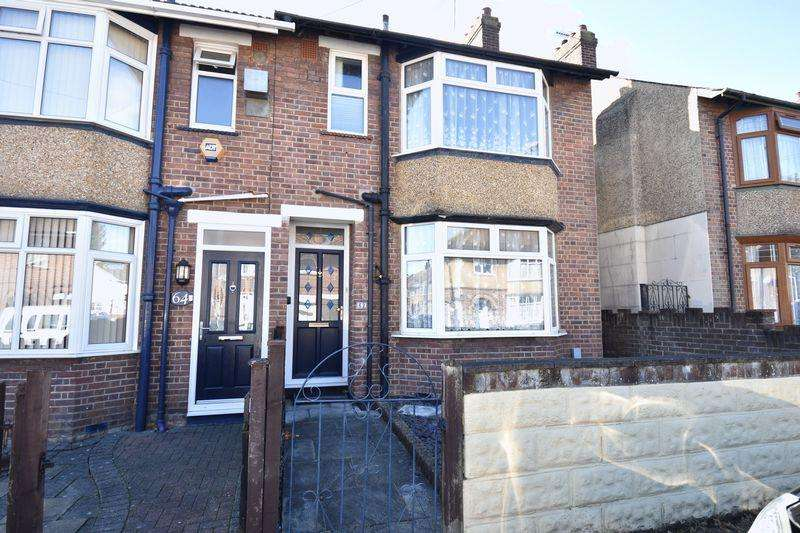 2 Bedrooms End Of Terrace House for sale in St. Augustine Avenue, Luton