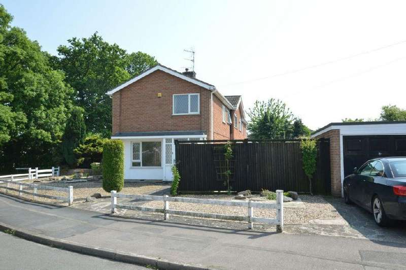3 Bedrooms Semi Detached House for sale in Spinney Avenue, Countesthorpe, Leicester