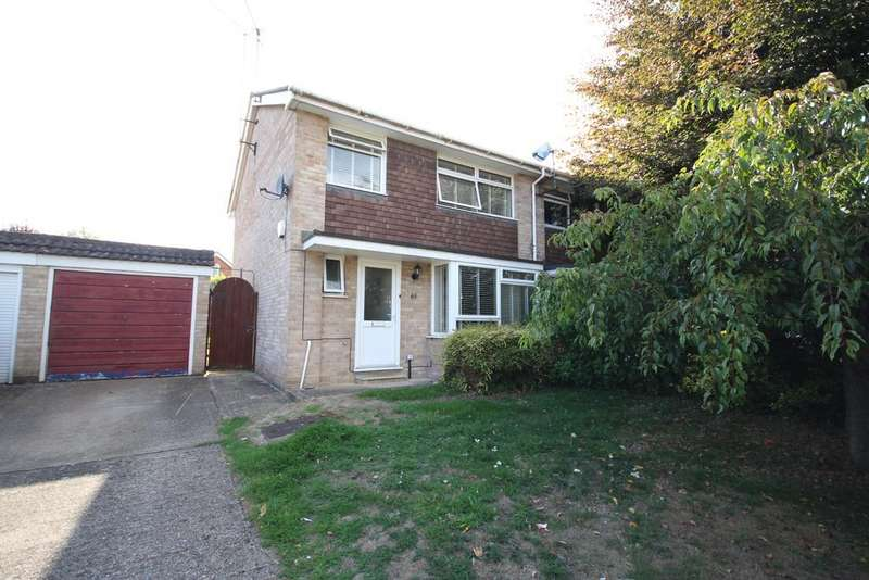 3 Bedrooms Semi Detached House for sale in Shifford Crescent, Maidenhead