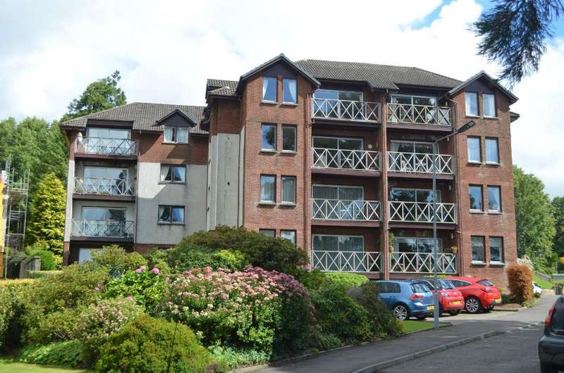 2 Bedrooms Flat for sale in Watersedge Court, Rhu, Argyll Bute, G84 8SG