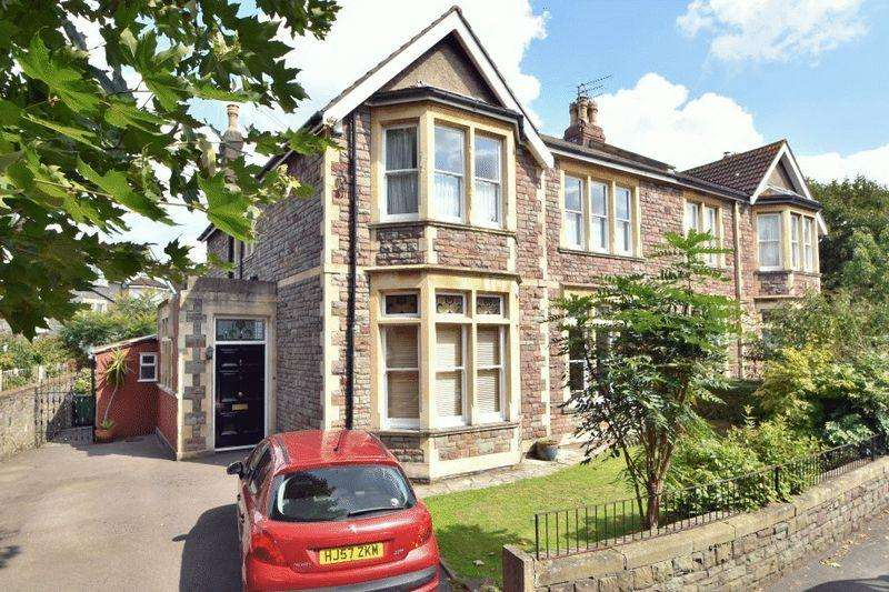 5 Bedrooms Semi Detached House for sale in The Quadrant, Redland