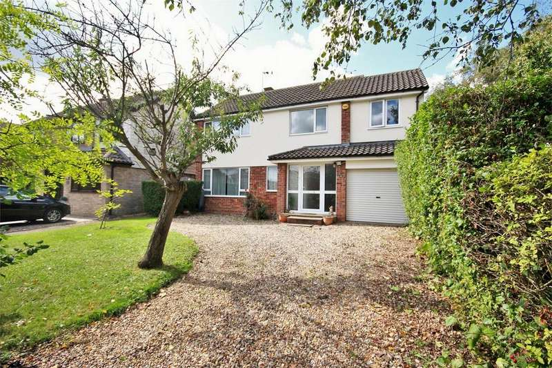 4 Bedrooms Detached House for sale in St Neots Close, Colchester, Essex