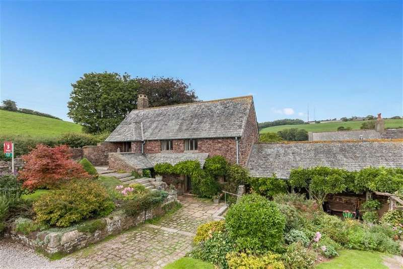 3 Bedrooms Detached House for sale in Blagdon Road, Blagdon, Devon, TQ3