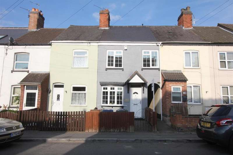 2 Bedrooms Terraced House for sale in Hinckley Road, Burbage