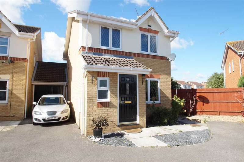 3 Bedrooms Detached House for sale in Molyns Mews, Cippenham, Slough