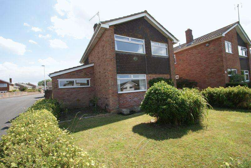 3 Bedrooms Detached House for sale in Greenslade Gardens, Nailsea