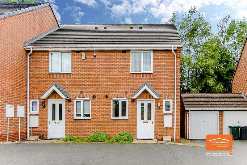 2 Bedrooms End Of Terrace House for sale in Tame Street, Hill Top, West Bromwich