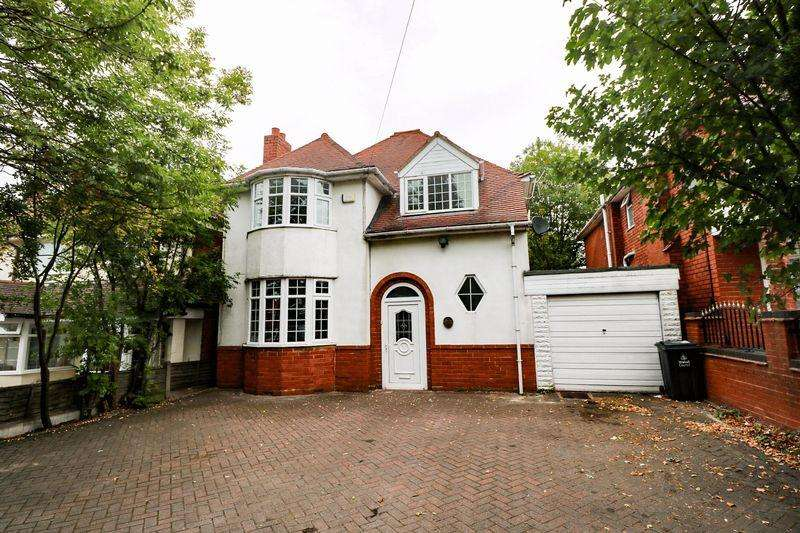 3 Bedrooms Detached House for sale in Sutton Road, Walsall