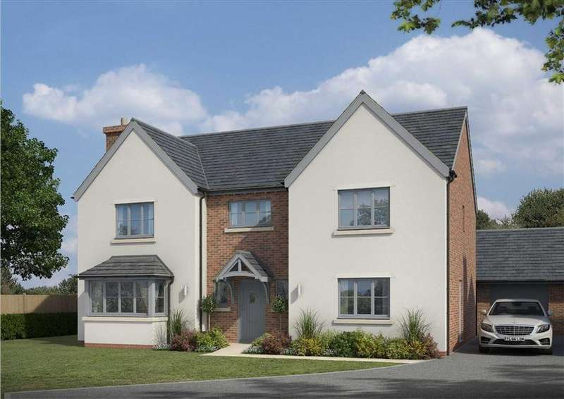 5 Bedrooms Detached House for sale in Oaklands Holt, WEOBLEY, Weobley