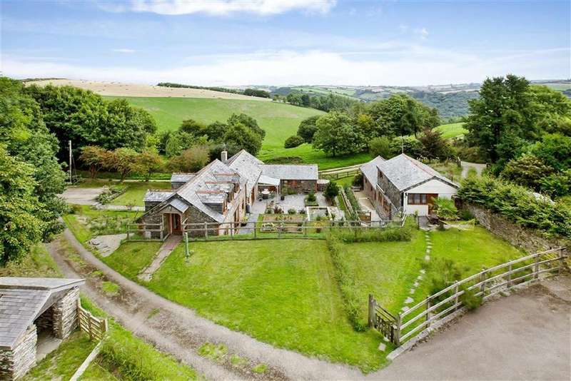 6 Bedrooms Detached House for sale in Widegates, Looe, Cornwall, PL13