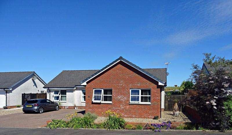 4 Bedrooms Detached Bungalow for sale in Lochfoot, Dumfries, Scotland DG2