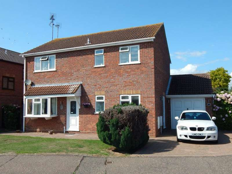 4 Bedrooms Detached House for sale in KEYNES WAY, DOVERCOURT CO12