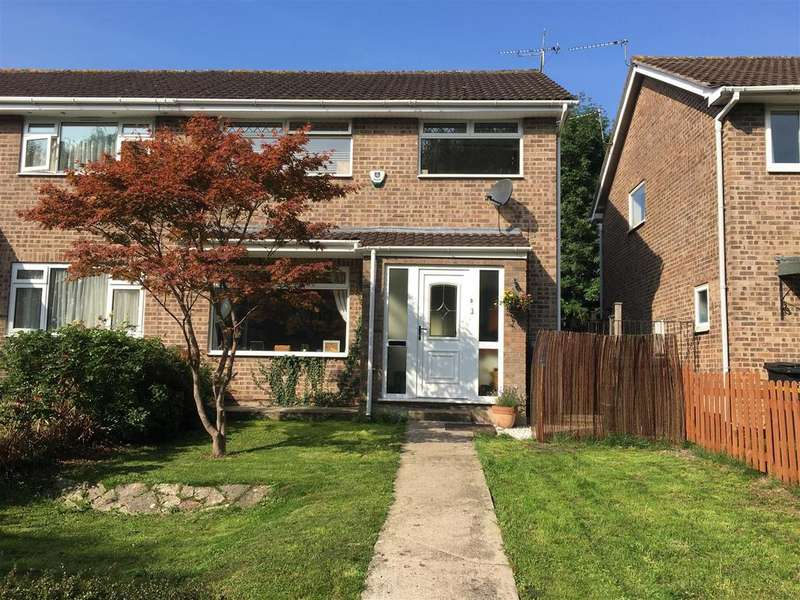3 Bedrooms Semi Detached House for sale in Streamside Walk, Brislington, Bristol