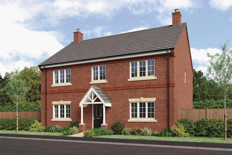 5 Bedrooms Detached House for sale in Plot 54 'Thornbridge' Augustus Grange, Off Milldale Road, Farnsfield