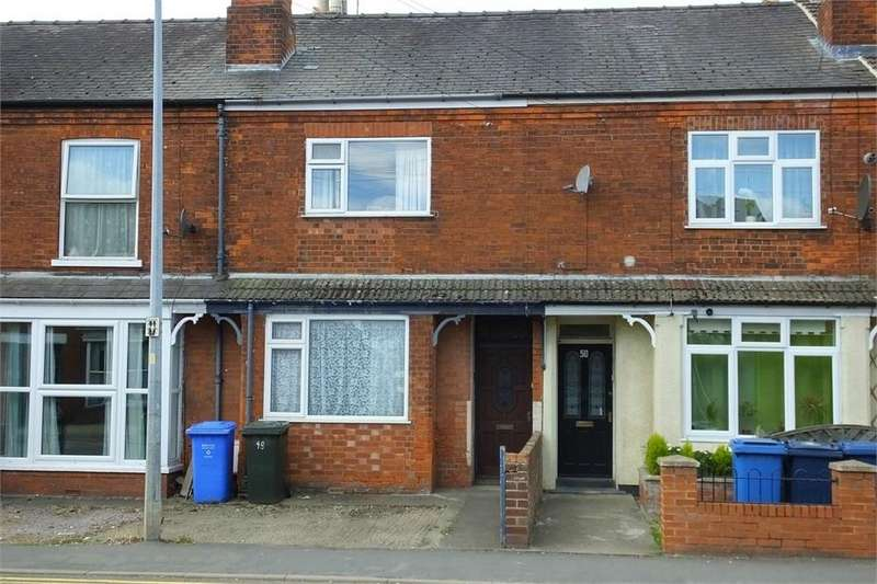 3 Bedrooms Terraced House for sale in Carlton Road, Boston, Lincolnshire