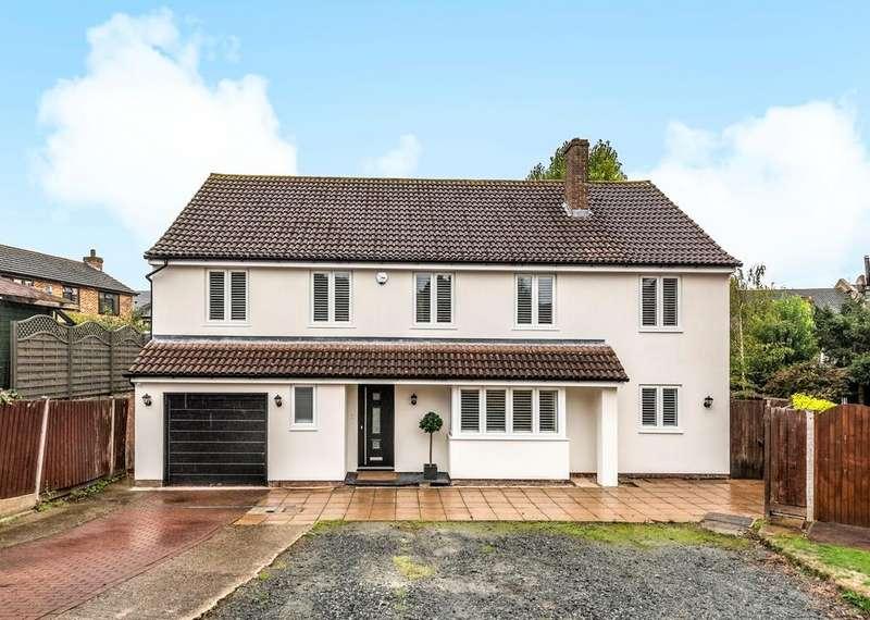 4 Bedrooms Detached House for sale in Portman Close Bexley DA5