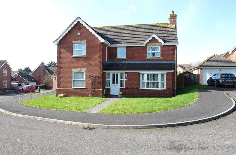 4 Bedrooms Property for sale in Vowles Close, Wraxall