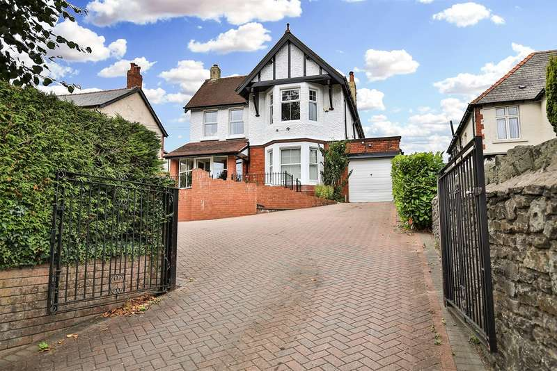 5 Bedrooms Detached House for sale in South View Road, Blackwood
