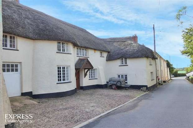 4 Bedrooms Detached House for sale in New Buildings, Sandford, Crediton, Devon