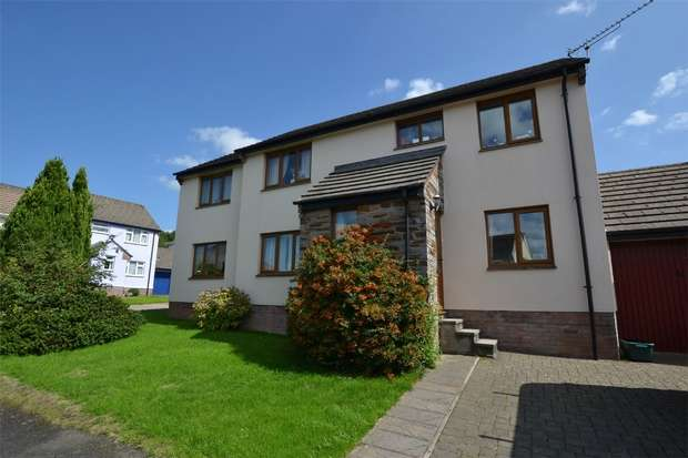 5 Bedrooms Detached House for sale in BARNSTAPLE, Devon