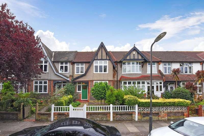 3 Bedrooms Terraced House for sale in Ridge Road, Mitcham CR4