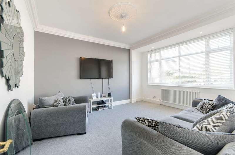 5 Bedrooms Semi Detached House for sale in Cedars Road, Morden, SM4