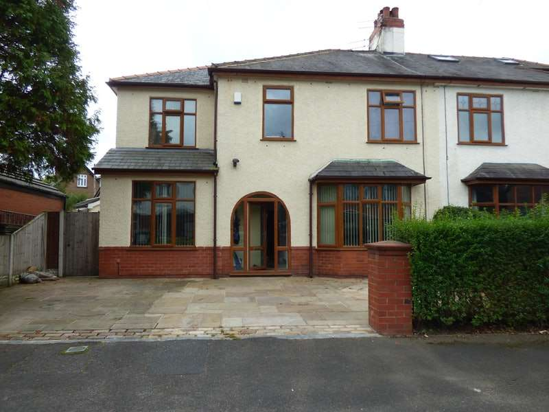 4 Bedrooms Semi Detached House for sale in The Crescent, Preston, Lancashire, PR2