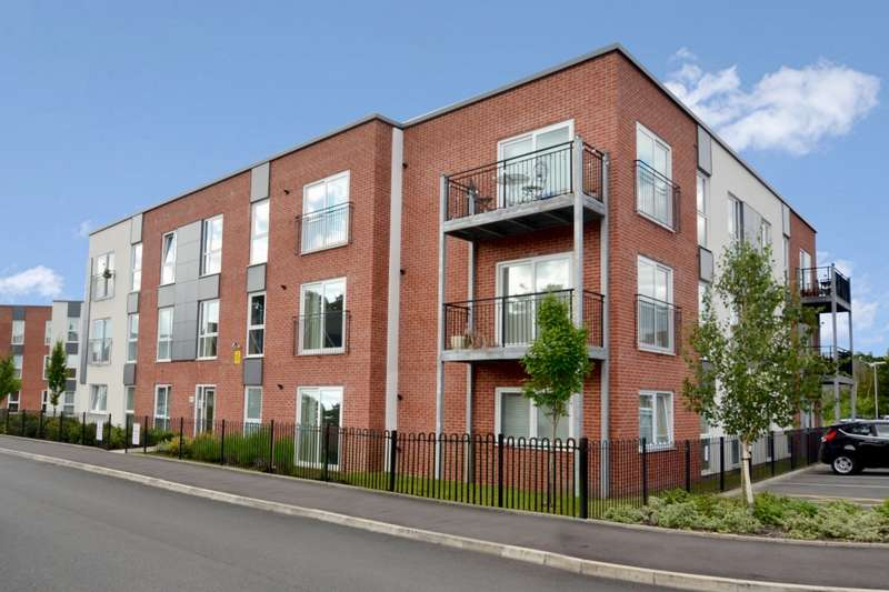 2 Bedrooms Apartment Flat for rent in 3 Sheen Gardens, Manchester, M22