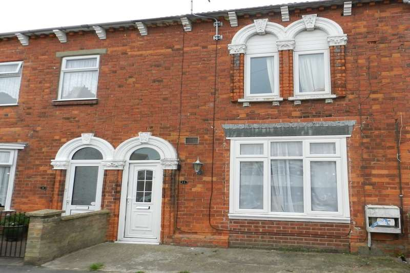 3 Bedrooms Property for sale in Tennyson Road, Mablethorpe, LN12