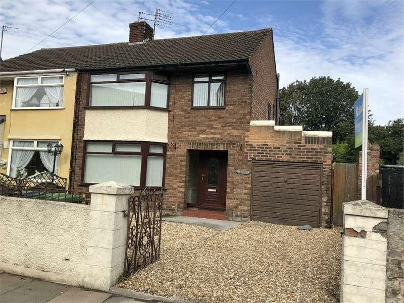 3 Bedrooms Semi Detached House for sale in Sandringham Road, Waterloo, LIVERPOOL, Merseyside