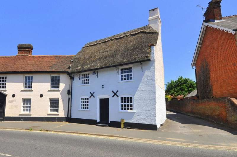 4 Bedrooms Cottage House for sale in Christchurch Road, Ringwood, BH24 1DU