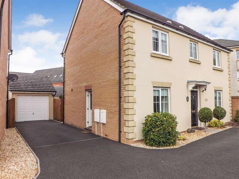 4 Bedrooms Detached House for sale in Parc Y Garreg, Mynyddygarreg, Kidwelly