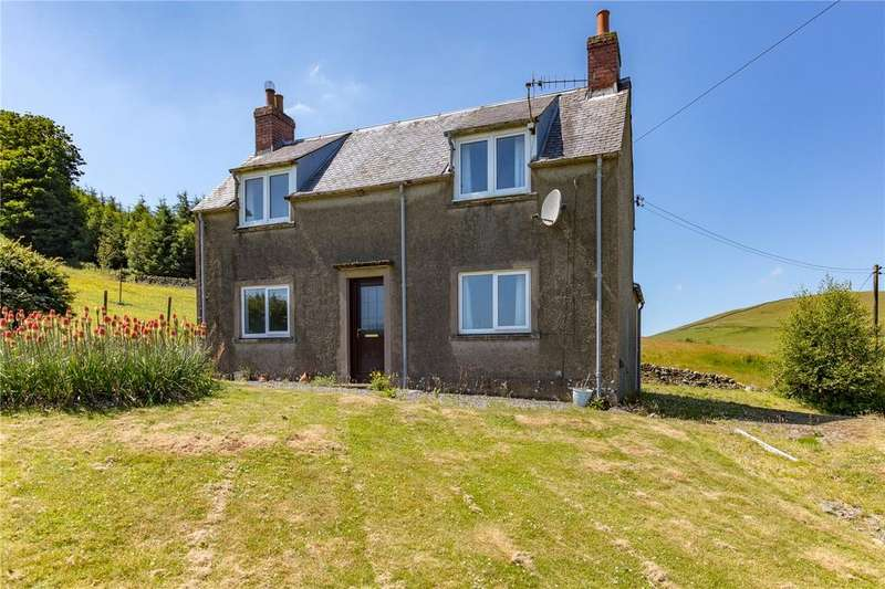 2 Bedrooms Detached House for sale in Bombie Cottage, Westerkirk, Langholm, Dumfriesshire