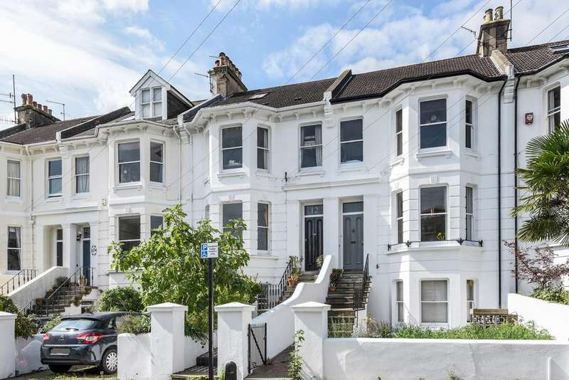 5 Bedrooms House for sale in Clermont Terrace, Brighton, BN1