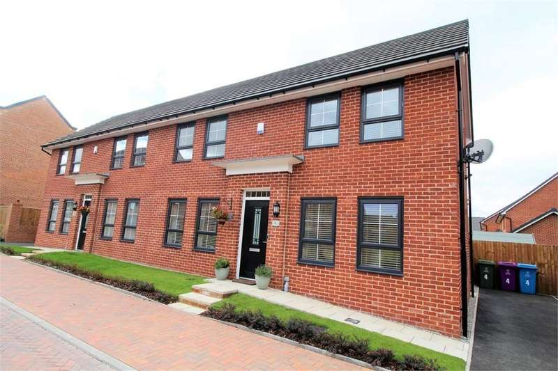 3 Bedrooms Semi Detached House for sale in Watchfield Close, Speke, LIVERPOOL, Liverpool