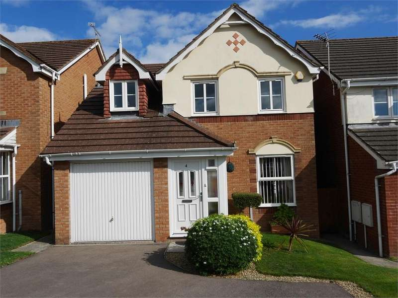 3 Bedrooms Detached House for sale in Suran Y Gog, Barry